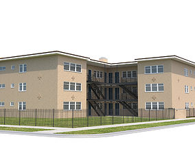 3D Apartment-001