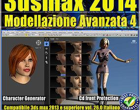 animated 3ds max 2014 Modellazione Avanzata 4 v 26 2