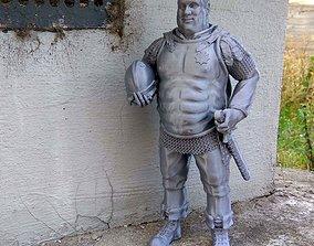 Fred Colon - Discworld - 3D print ready ankh
