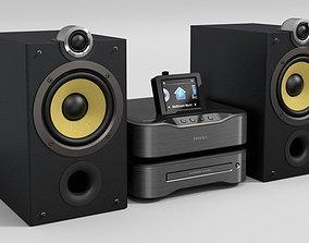 3D model stereo 63 am144
