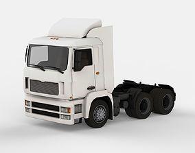 Truck 2 3D asset