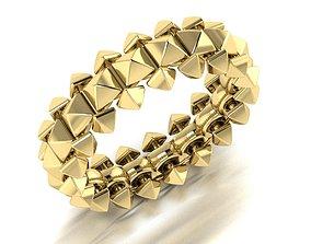 Ring Hard Rock ZZ 3D print model