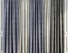 Curtain Set 71 3D