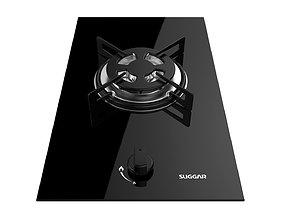Cooktop Suggar 1 Burner FG0101VP 3D
