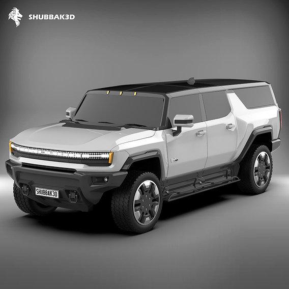 GMC Hummer EV 2022 SUV