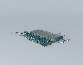 Heathrow airport 3D