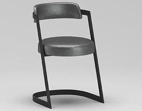 Studio Dining Chair Kelly Wearstler 3D model