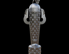 3D printable model Borg-Warner Trophy