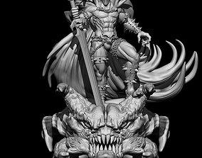 superhero Fan Art - SPAWN 3D print model