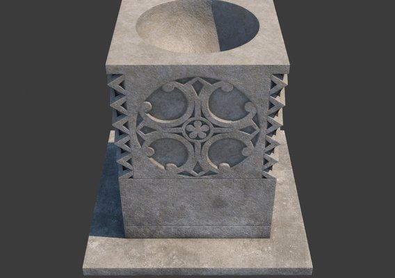 Baptismal Font Twyford