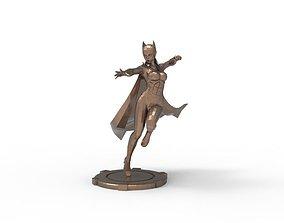 3D printable model Batwoman