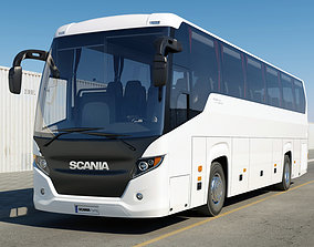 SCANIA TOURING 2010 3D