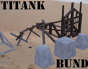 3D model Antitank bundle