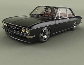 Audi 100 C1 1973 3D