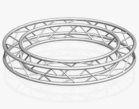 3D Circle Square Truss - Full diameter 200cm