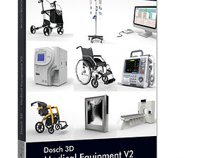 DOSCH 3D - Medical Equipment V2