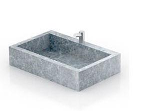 Sink 3D Model 2