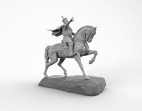 statue S001 3D printable model