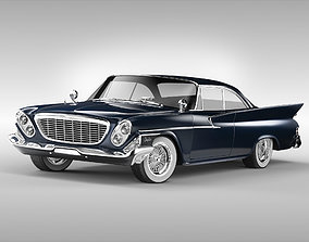 3D Chrysler Newport 1961