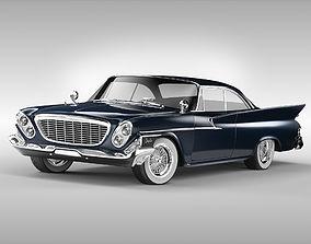 3D Chrysler Newport 1961