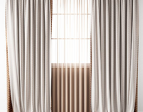 Curtain 120 window 3D