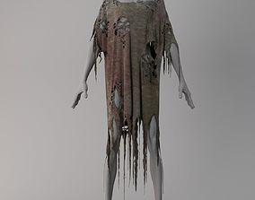 Zombie Cloth 3D model