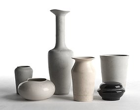 3D Vase Set 18