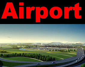 Airport 16 3D