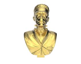 3D printable model Frankenstein Creature torso
