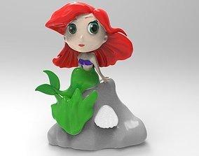 Ariel 3D printable model