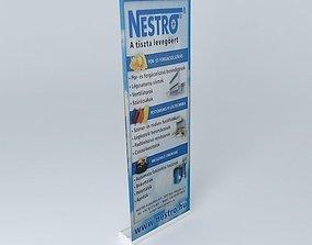 Rollup - Nestro 3D