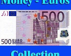 3D Euro Money Collection 14 textures
