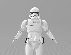 3D printable model Star Wars TLJ Storm trooper Full Armour