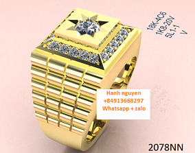 3D bracelets - jewelry 3d boat
