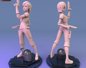 3D printable model Sabine - Star Wars Rebels