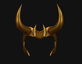3D printable model Crown Loki series version