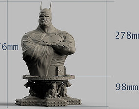 3D printable model BATMAN BUST justice