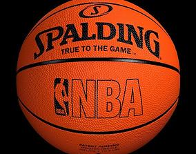 Spalding basketball 3D model