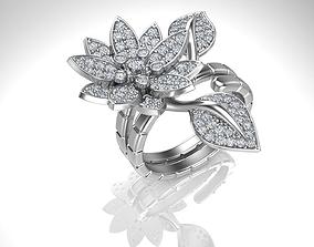 Floral Design - 3 3D printable model