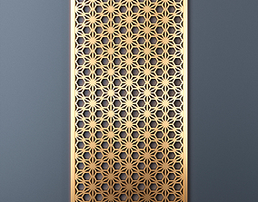 3D model Decorative panel 216