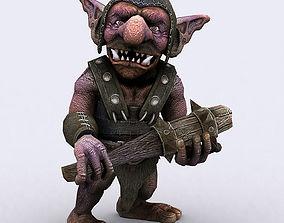 3DRT - Goblin Warriors animated
