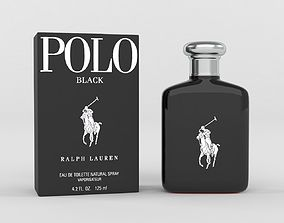 Polo Black by Ralph Lauren for Men 3D model