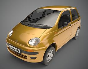Daewoo Matiz 3D