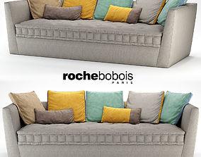 Carpe Diem sofa by Roche Bobois 3D model