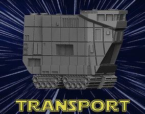 3D print model Transport