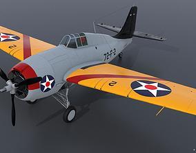 3D GRUMMAN F4F-3 WILDCAT 72F2