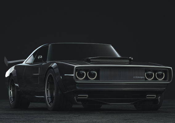 1970 - Dodge Charger