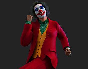 3D model Joker Joaquin Phoenix