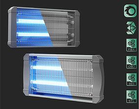 Ultraviolet Sterilization Germicidal UV Hand 3D