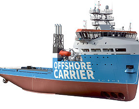3D Offshore Carrier Stock